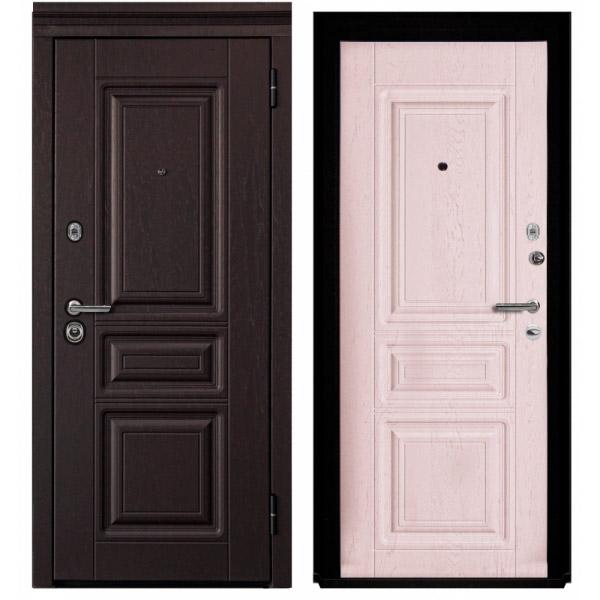 Стальная дверь МетаЛюкс М601