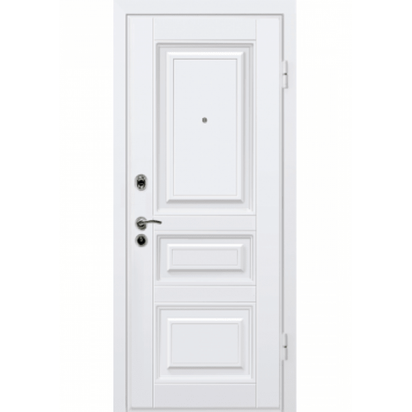 Дверь входная МеталЮр М11 (белый)