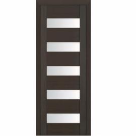 МЕЖКОМНАТНАЯ ДВЕРЬ PROFIL DOORS 29x матовое стекло Венге Мелинга