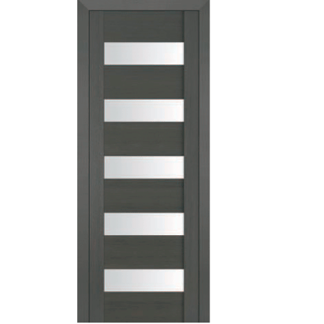 МЕЖКОМНАТНАЯ ДВЕРЬ PROFIL DOORS 29x матовое стекло Грей Мелинга