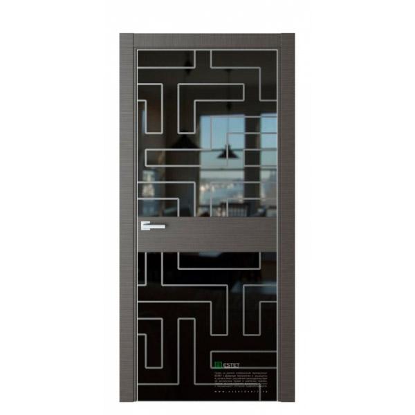 Межкомнатная дверь Эстет US1