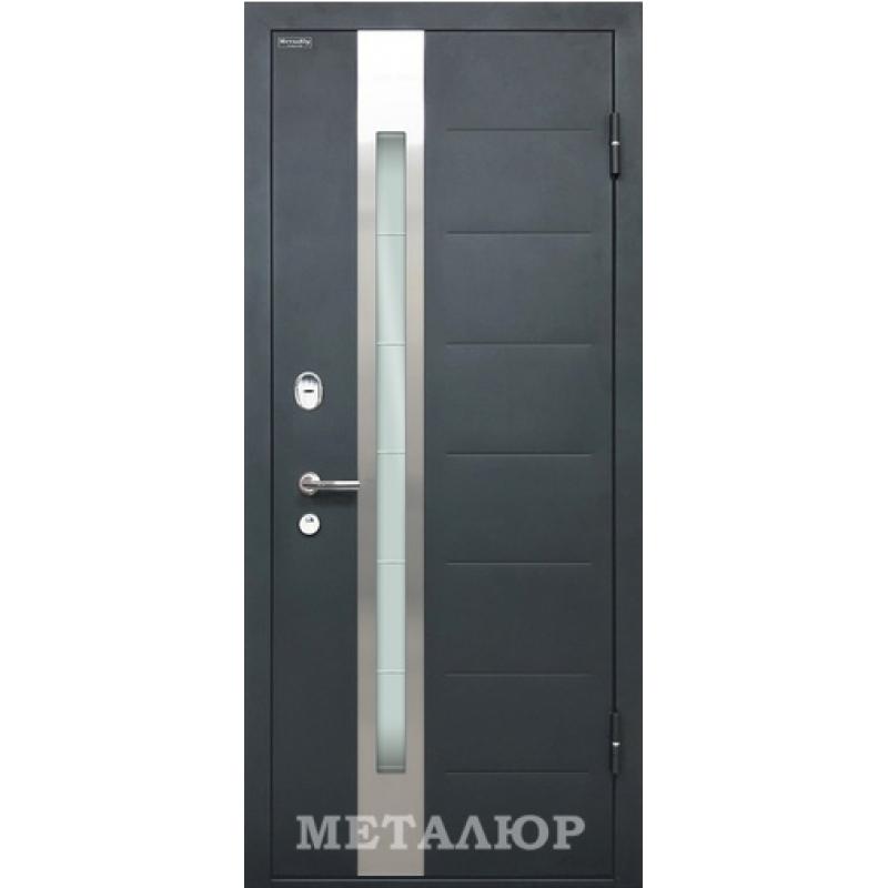 Входная дверь МеталЮр М36