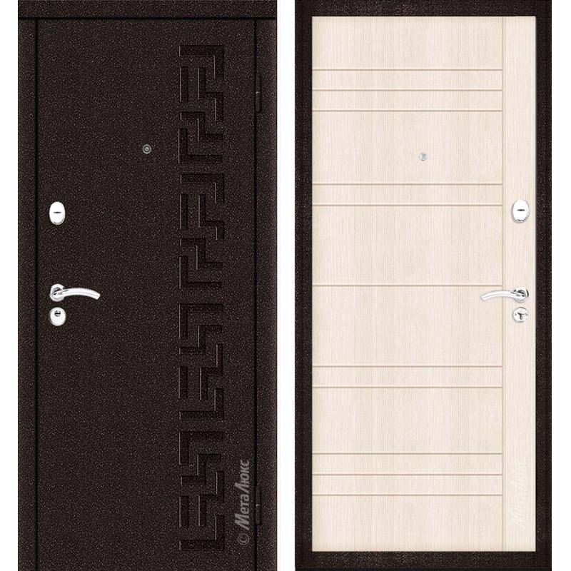 Дверь входная металлическая МетаЛюкс М401