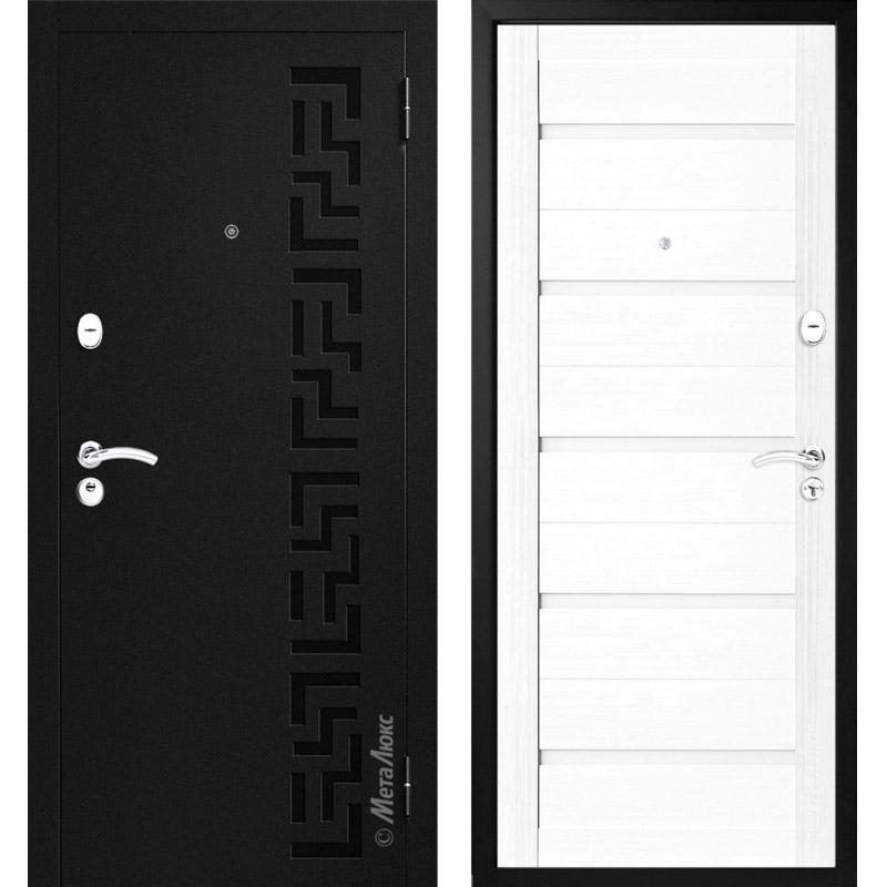 Дверь входная металлическая МетаЛюкс М523
