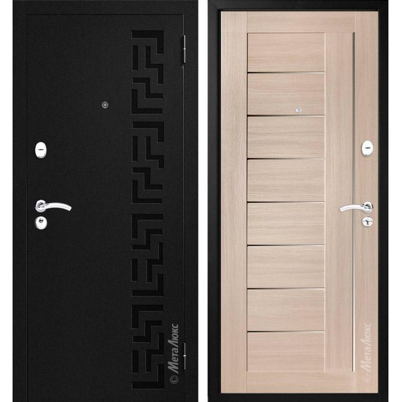 Дверь входная металлическая МетаЛюкс М529
