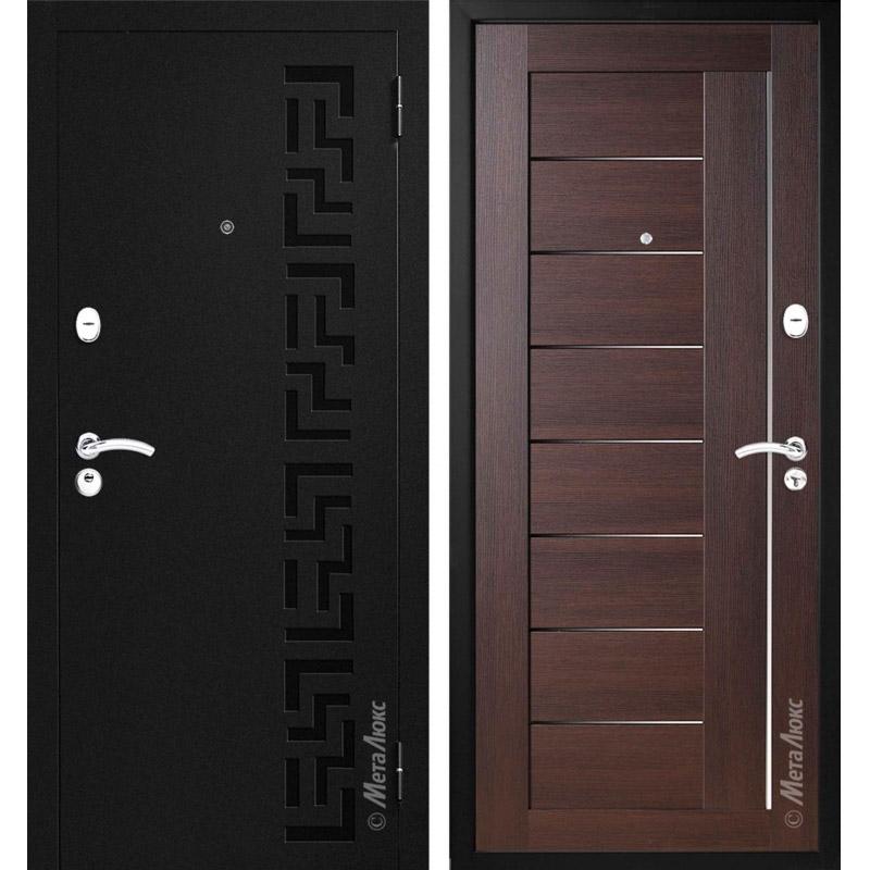 Дверь входная металлическая МетаЛюкс М530