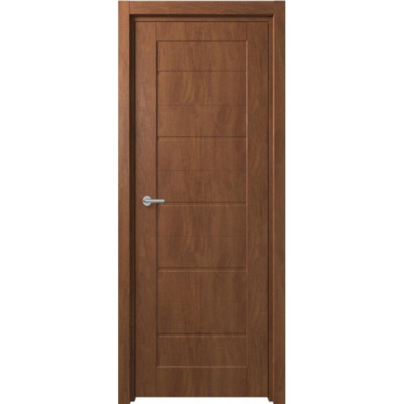 Межкомнатная дверь F-1 ПГ  Орех