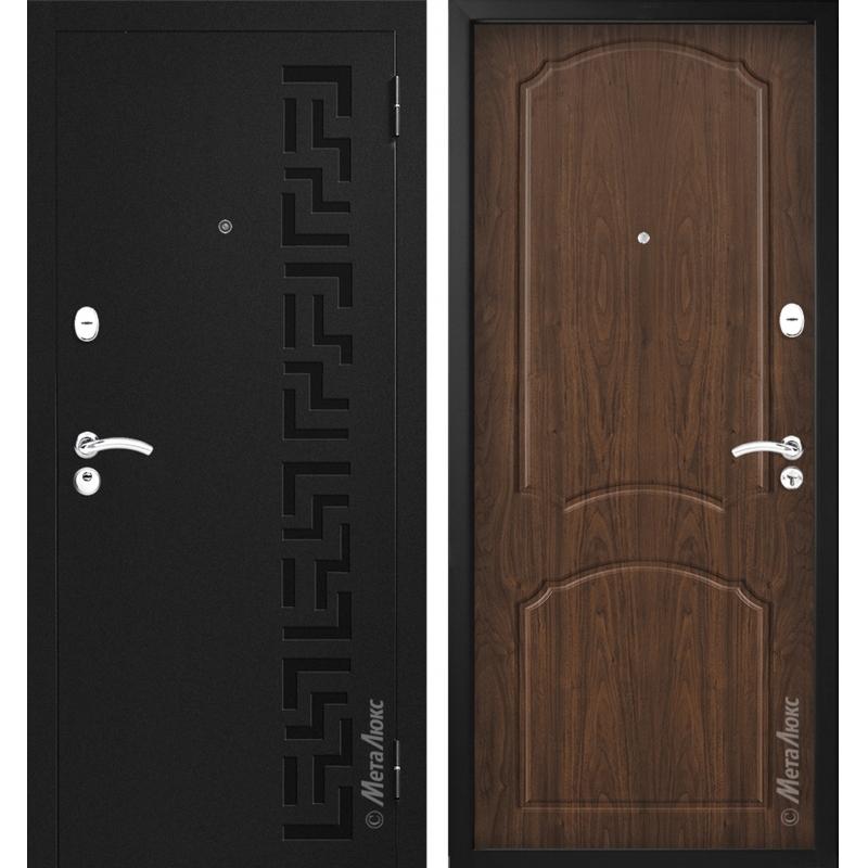 Дверь входная металлическая МетаЛюкс М204