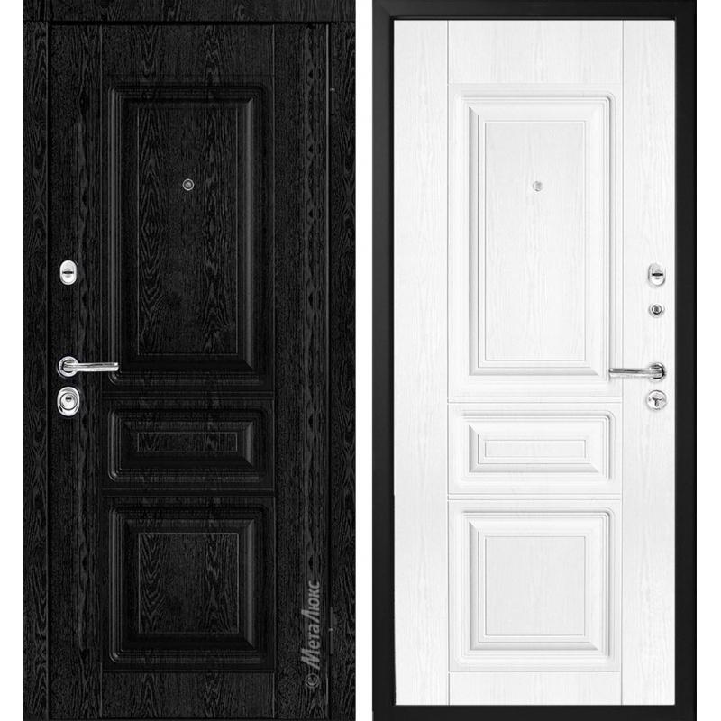 Дверь входная металлическая МетаЛюкс М36