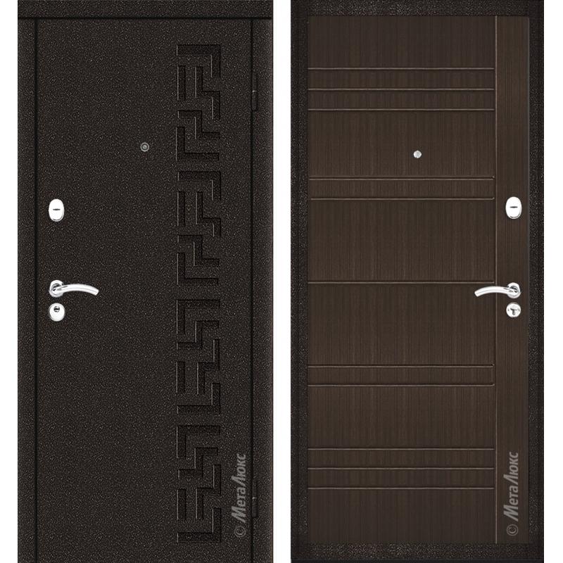 Дверь входная металлическая МетаЛюкс М400
