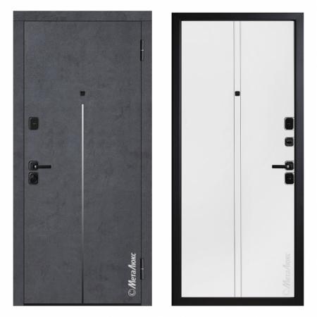 Входная дверь МетаЛюкс М703 СТАТУС