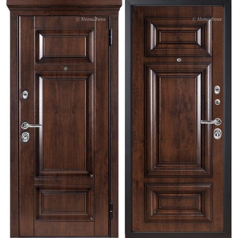 """Входная дверь """"МетаЛюкс""""  М708/1 СТАТУС"""