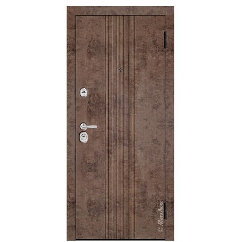 Входная дверь МетаЛюкс М715/1 СТАТУС