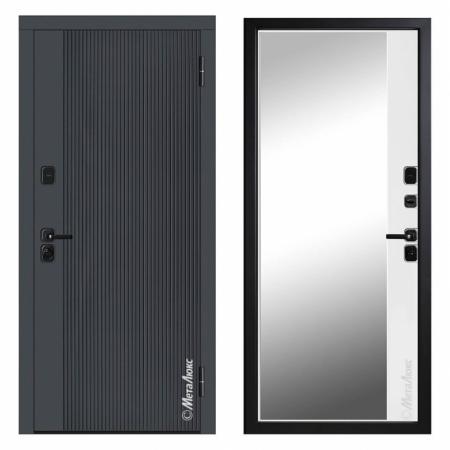 Входная дверь МетаЛюкс М748/1 Z СТАТУС