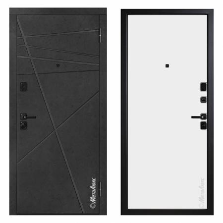 Входная дверь МетаЛюкс М757 СТАТУС