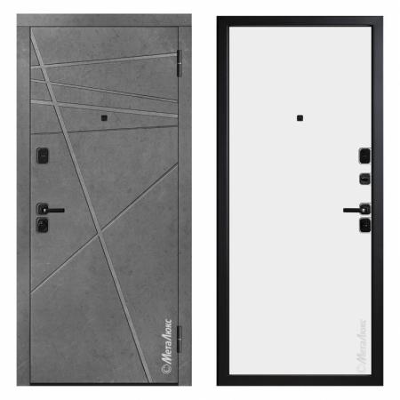 Входная дверь МетаЛюкс М757/1 СТАТУС