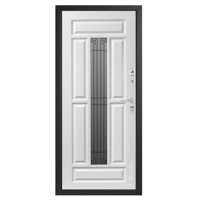 Входная дверь МетаЛюкс СМ762/3 СТАТУС