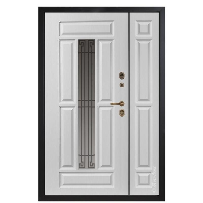 Входная дверь МетаЛюкс СМ862/1 СТАТУС