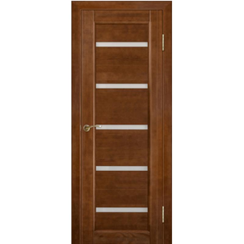 Межкомнатная дверь из массива сосны 5 Вега ЧО