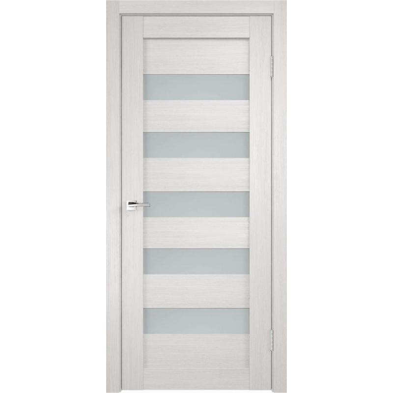 дверь сити 7 беленый дуб