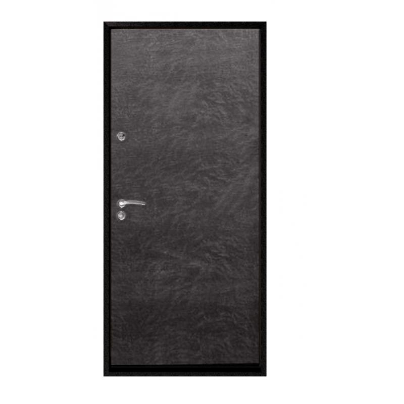 Входные двери ПРАКТИК 2 (Титан)