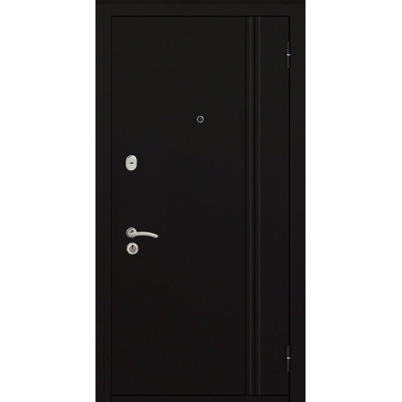 Входные двери Техно (Титан)