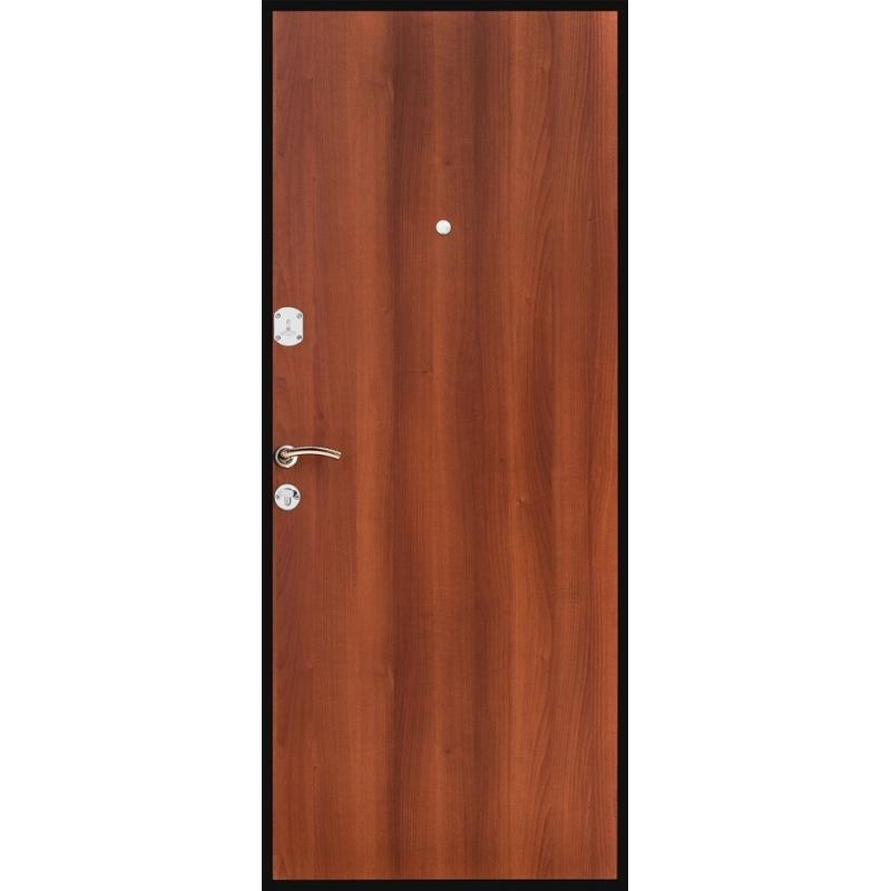 Входные двери ОПТИМ ИТАЛЬЯНСКИЙ ОРЕХ (Титан)