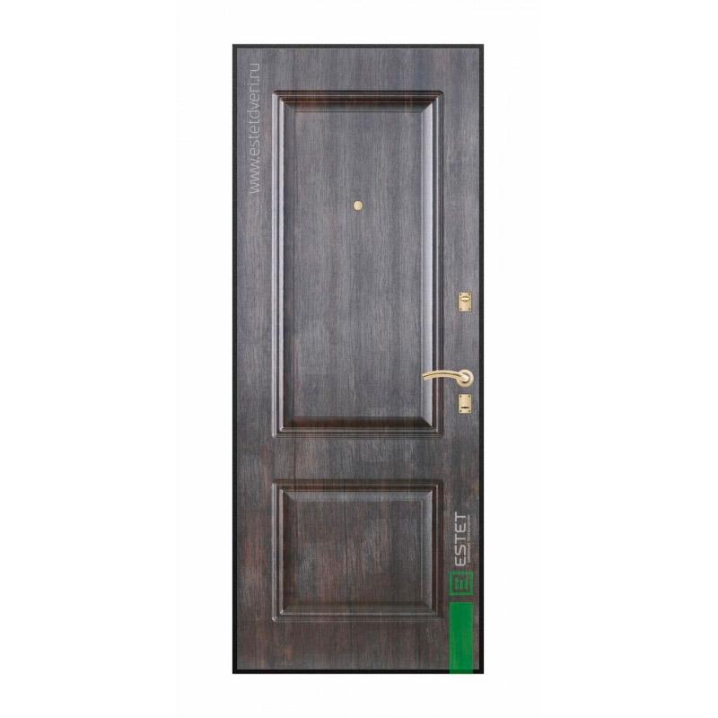 Стальная дверь Эстет модель Бизнес 2