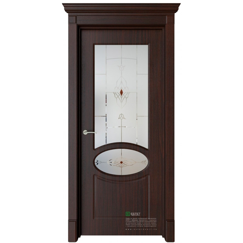 Межкомнатная дверь ESTET Алина