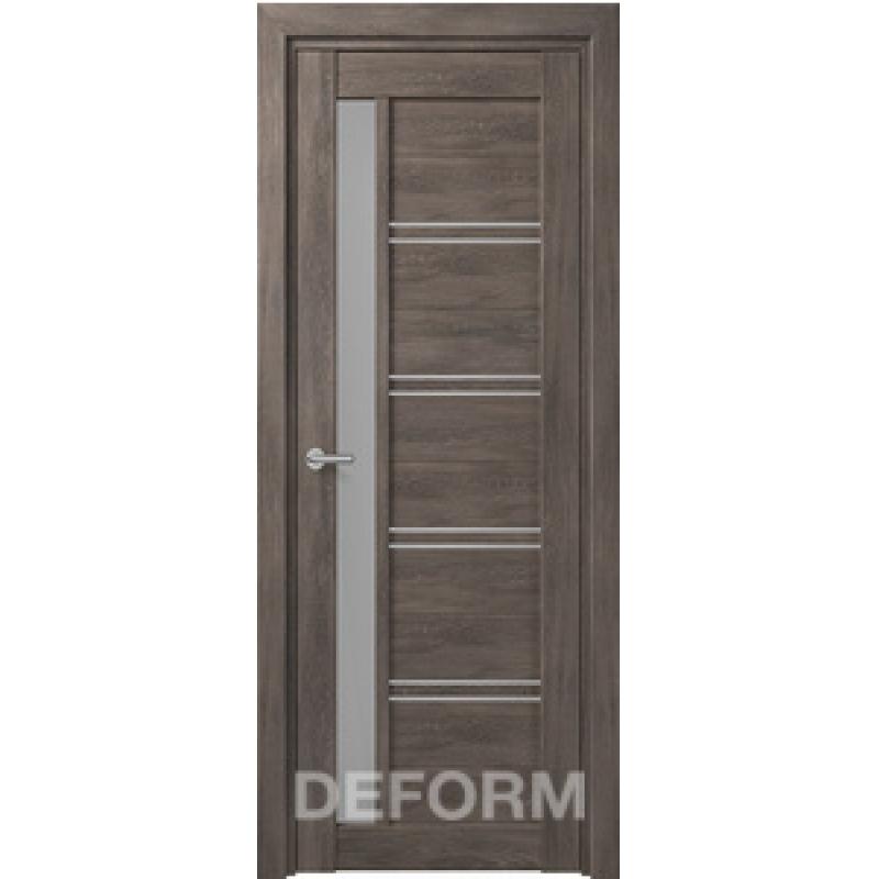 Межкомнатная дверь D19 DEFORM ДО
