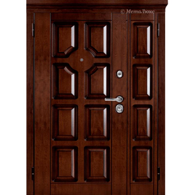 """Входная дверь """"МетаЛюкс""""  М801 СТАТУС"""