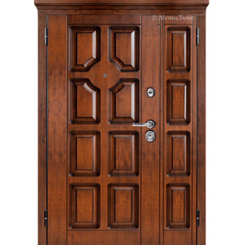 """Входная дверь """"МетаЛюкс""""  М801/3 СТАТУС"""