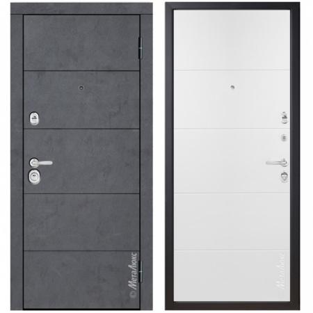 Входная дверь МетаЛюкс М712/5 СТАТУС