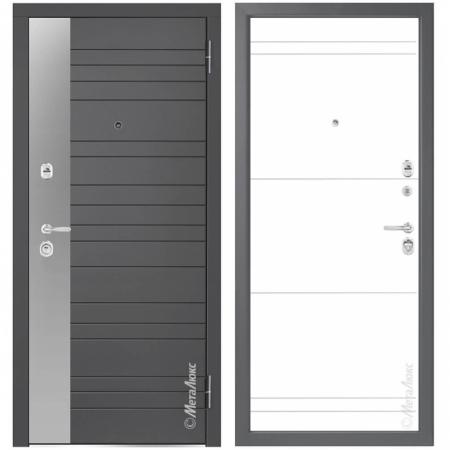 Входная дверь МетаЛюкс М729/1 СТАТУС