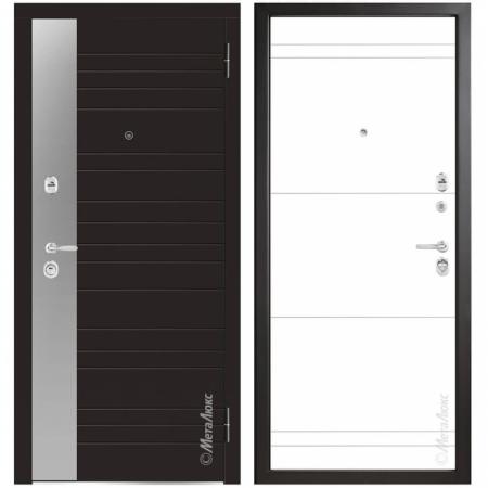 Входная дверь МетаЛюкс М729/3 СТАТУС