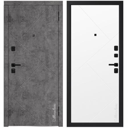 Входная дверь МетаЛюкс М746/13 СТАТУС