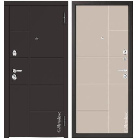 Входная дверь МетаЛюкс М747/1 СТАТУС