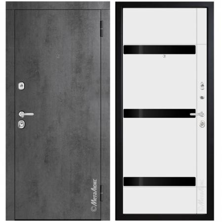 Входная дверь МетаЛюкс М771 СТАТУС