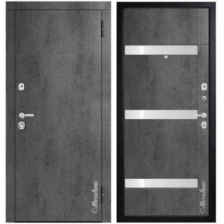 Входная дверь МетаЛюкс М771/3 СТАТУС