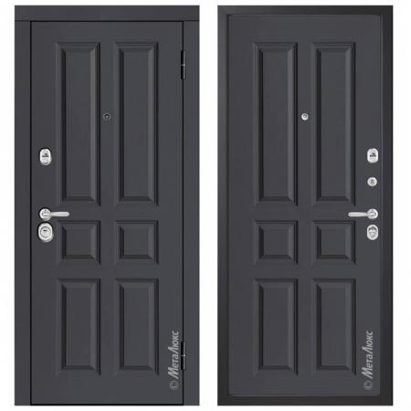 Входная дверь МетаЛюкс М773/2 СТАТУС