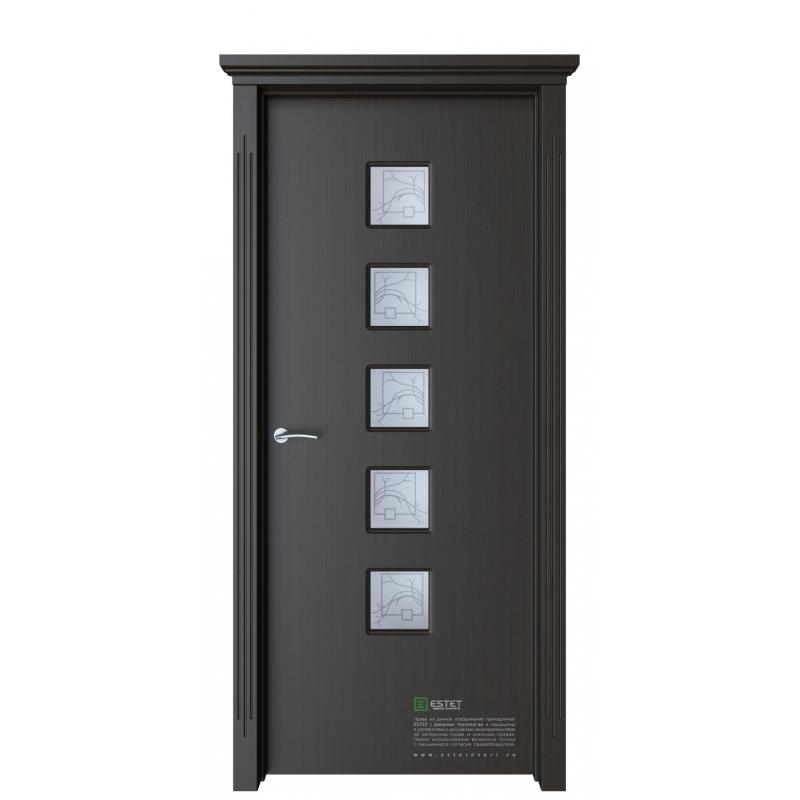 Межкомнатная дверь ESTET М6В