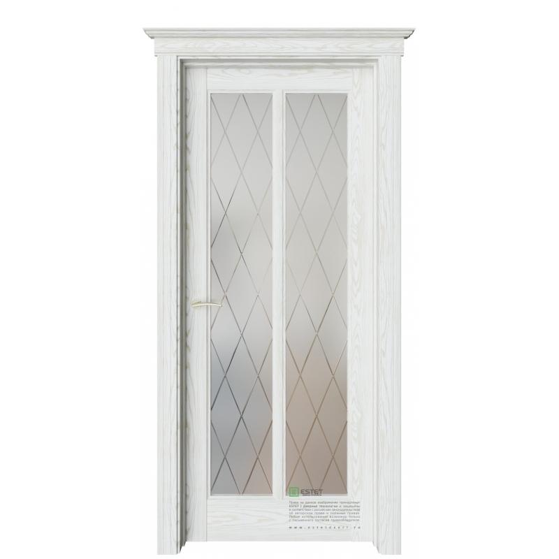 Межкомнатная дверь ESTET S18