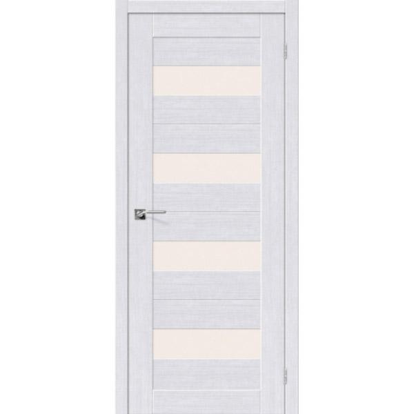 Дверь межкомнатная Евро шпон Эльпорта Легно 23 Milk Oak Elporta Legno