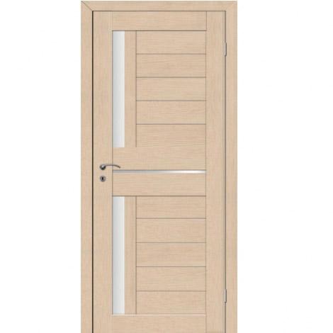 Межкомнатная дверь VellDoris DUPLEX 3 Орех капучино