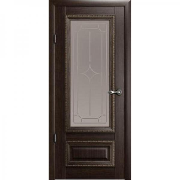 Межкомнатная дверь Albero Версаль 1 Орех