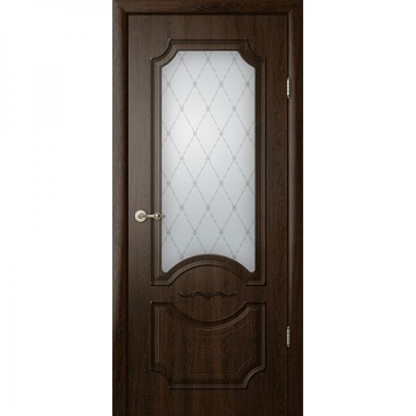 Межкомнатная дверь  Леонардо ПО