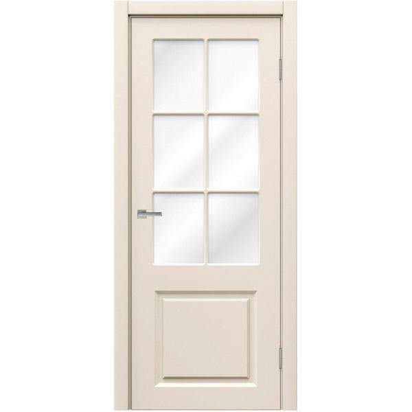 Межкомнатная дверь Stefany 3008 Стефани Эмаль МДФ Техно
