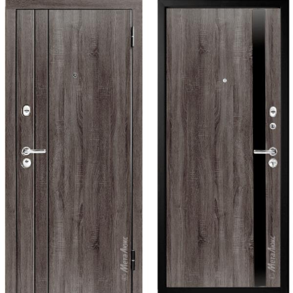 Дверь входная металлическая МетаЛюкс М33/5
