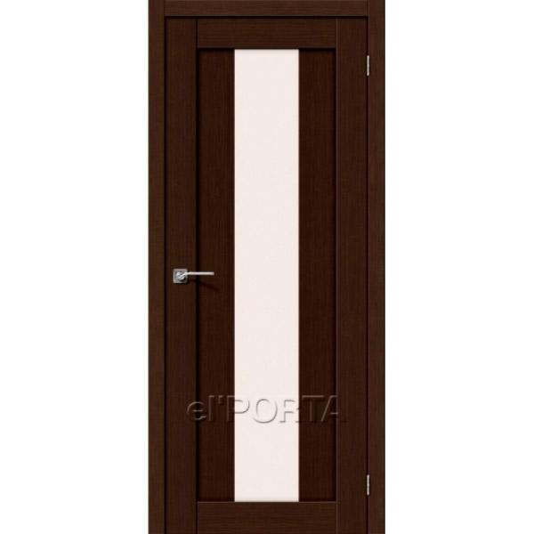 Дверь межкомнатная экошпон Эльпорта Порта 25 3D Wenge Elporta Porta X