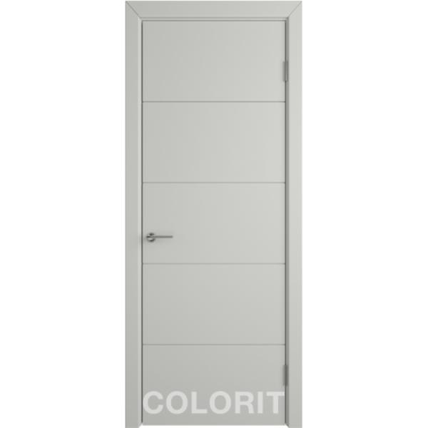 Межкомнатная дверь К4 COLORIT ДГ